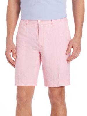 Polo Ralph Lauren Newport Shorts In Pink-white