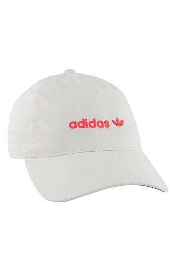 4d6730b3b1486 Adidas Originals Adidas Women s Originals Cotton Relaxed Cap In ...