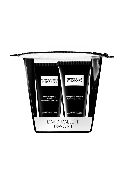 David Mallett Travel Hydration Kit In N,a