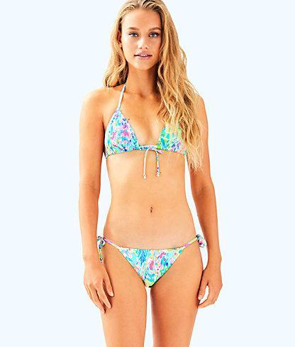 3c2d9dedcf5 Womens Tropic String Bikini Bottom in Multi Catch The Wave Swim