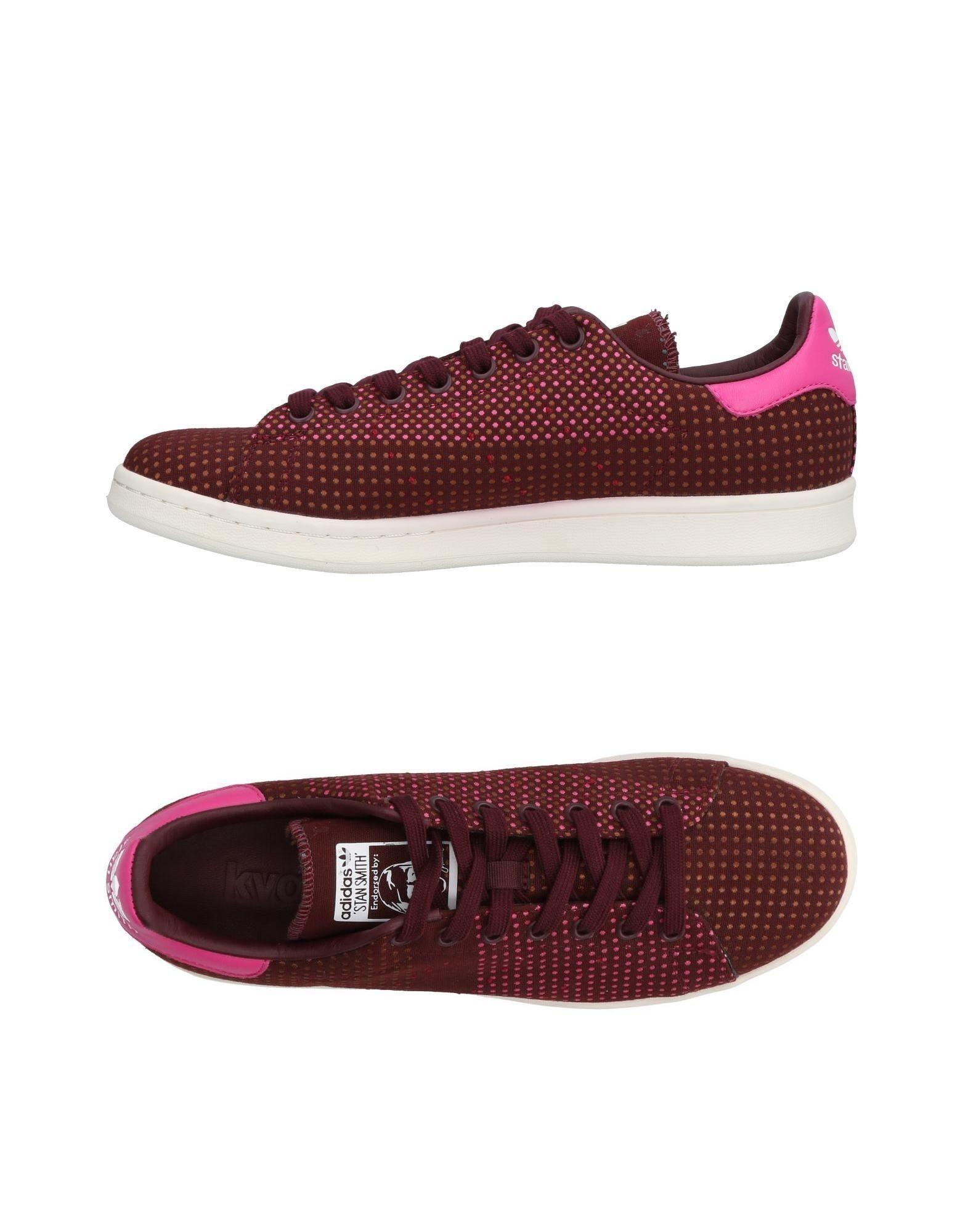 Adidas Originals In Maroon