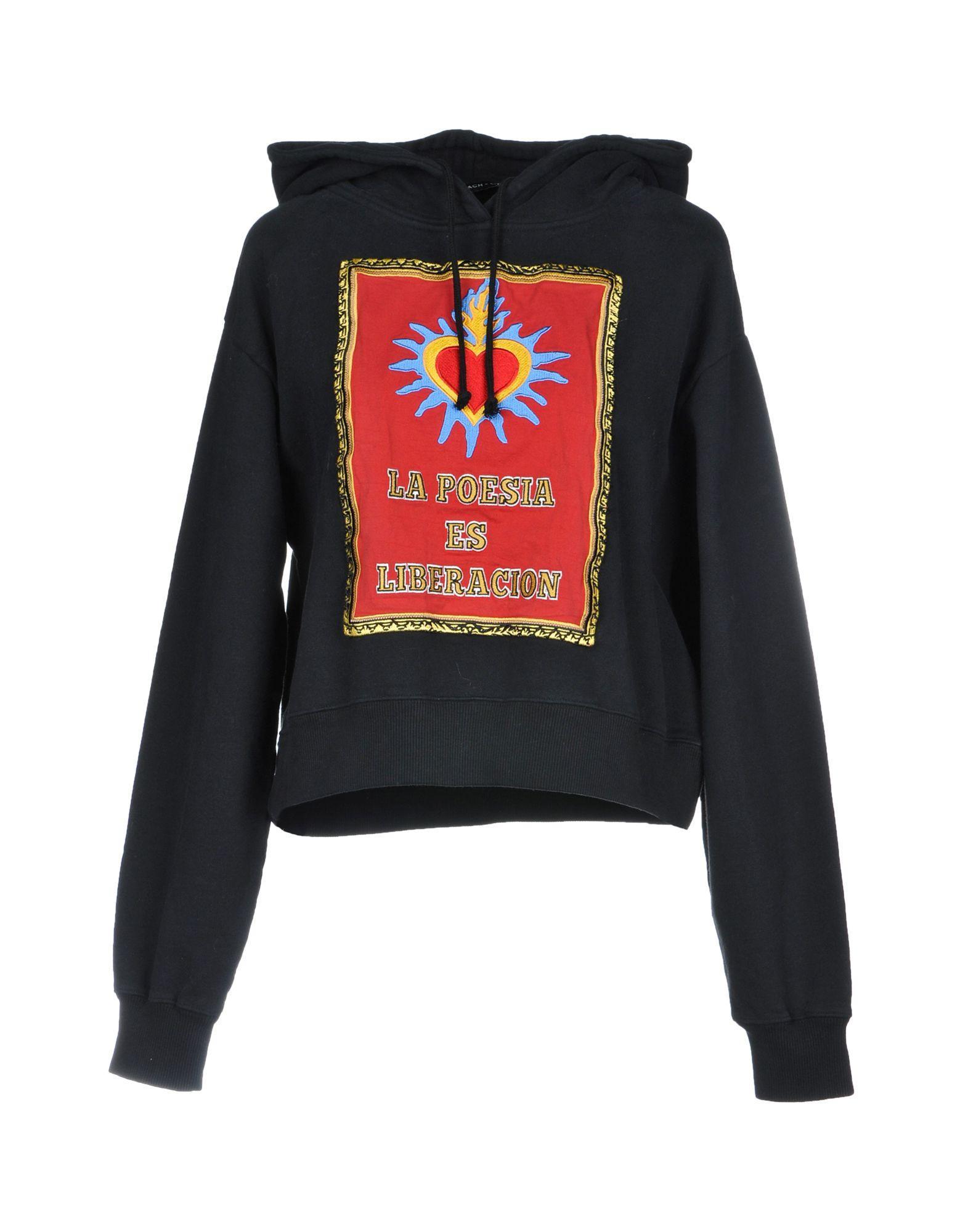 Each X Other Hooded Sweatshirt In Black