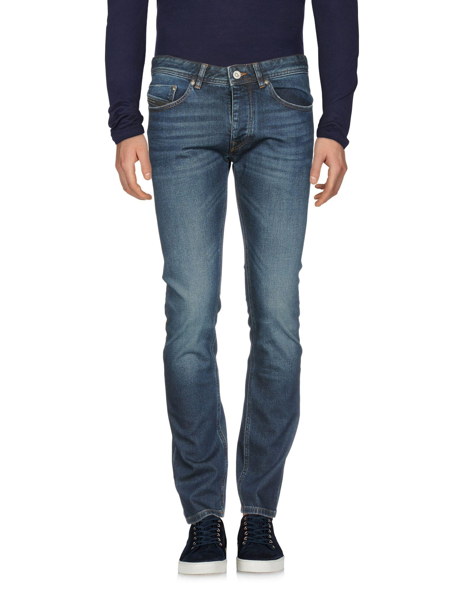 Diesel Black Gold Jeans In Blue