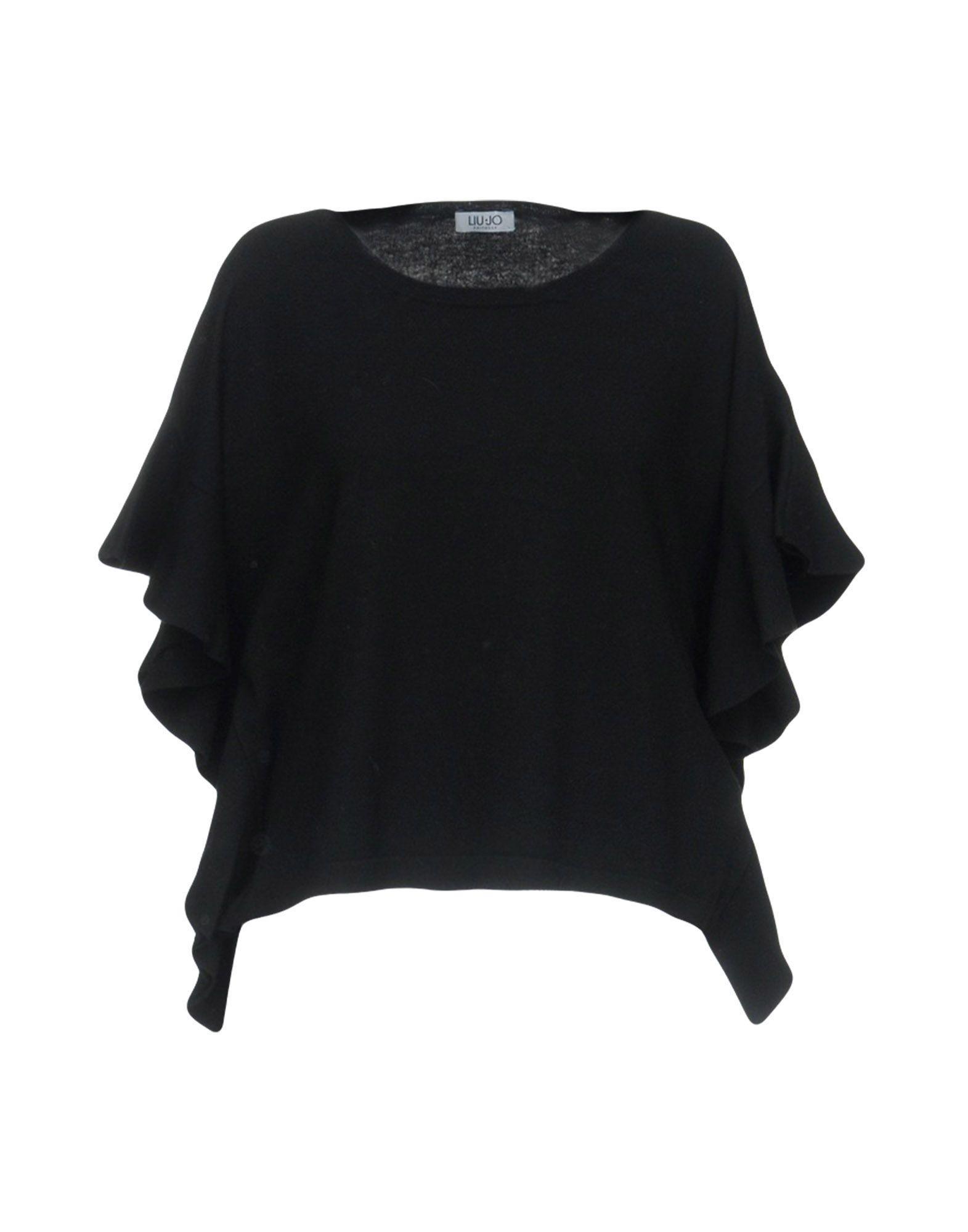 Liu •jo Sweater In Black