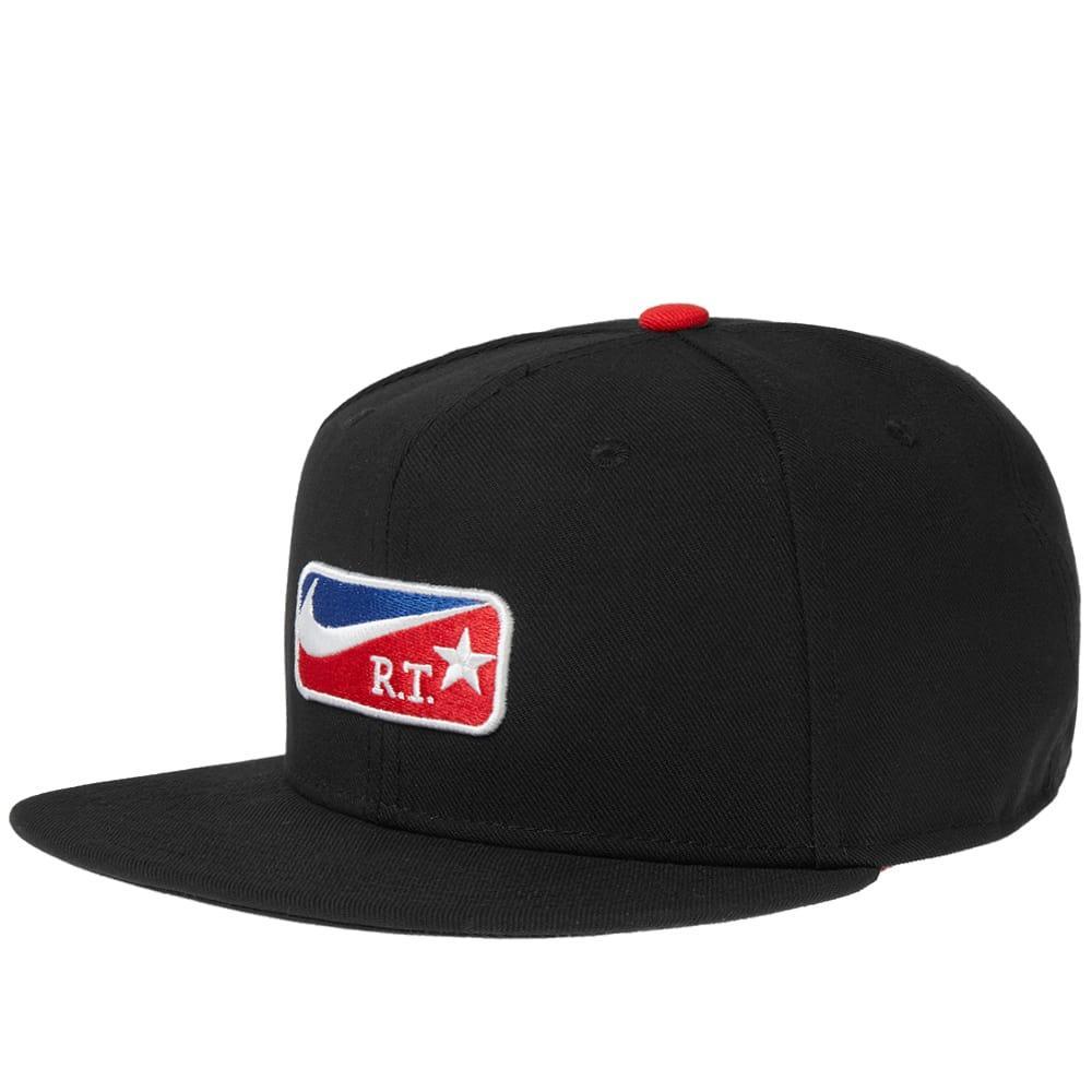 382605d900e Nike Lab X Riccardo Tisci Cap In Black