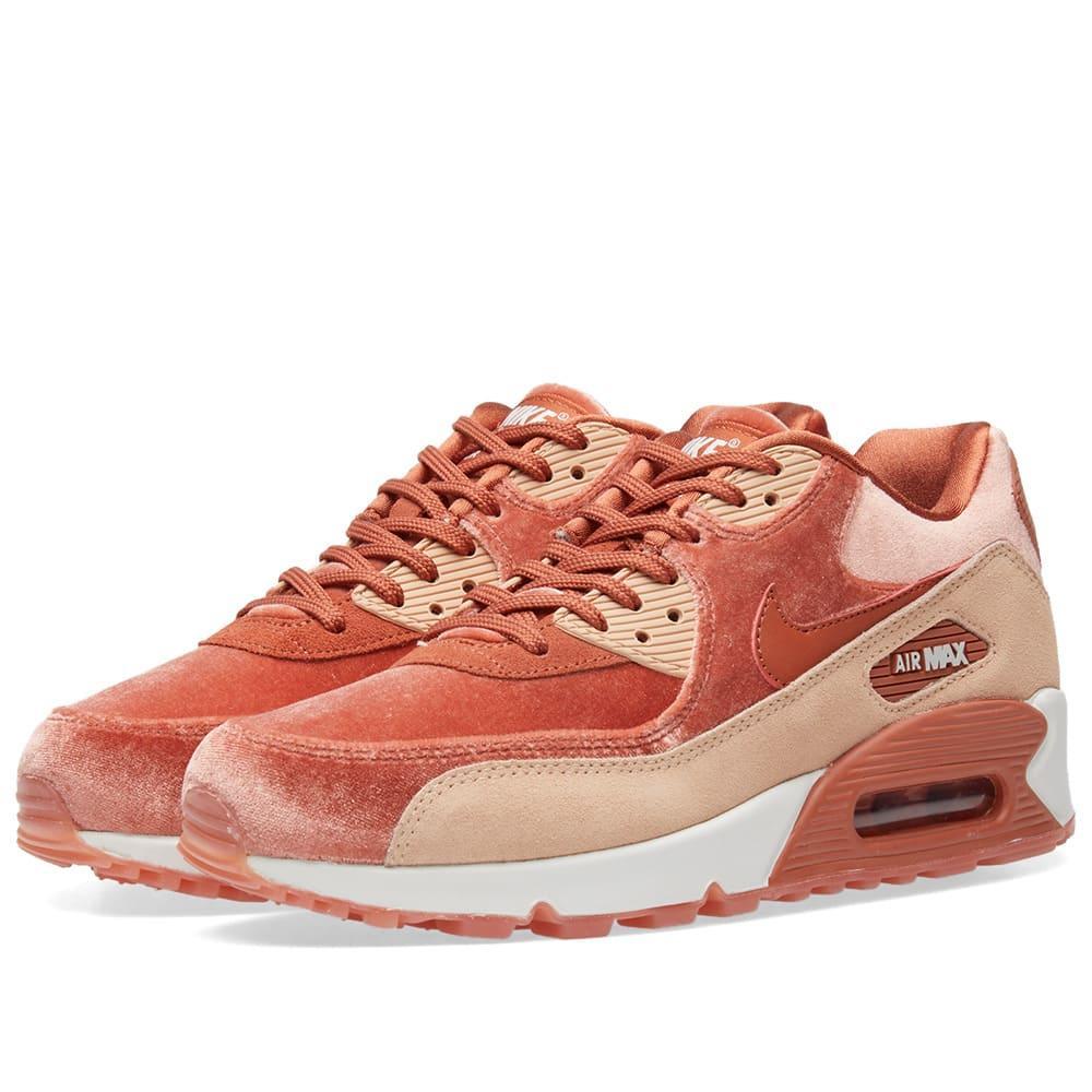 pretty nice 5acc8 be31e Nike Air Max 90 Lx W in Pink