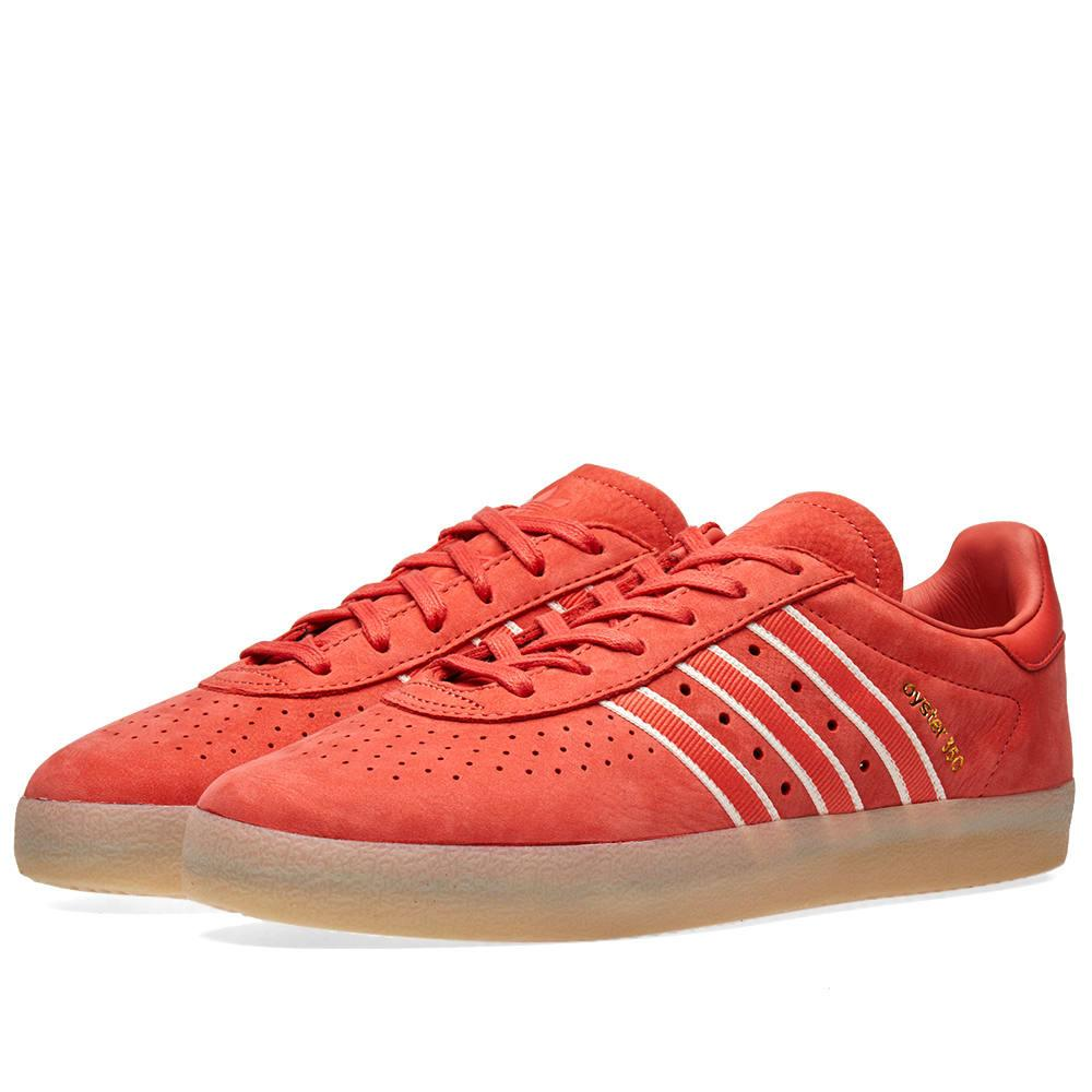 8dbbb9f40 Adidas Consortium Adidas X Oyster Holdings 350 In Red | ModeSens