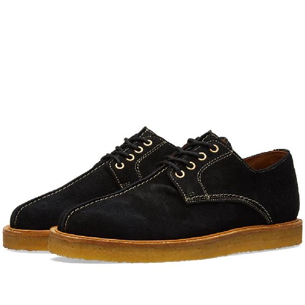 Wild Bunch Seam Shoe In Black
