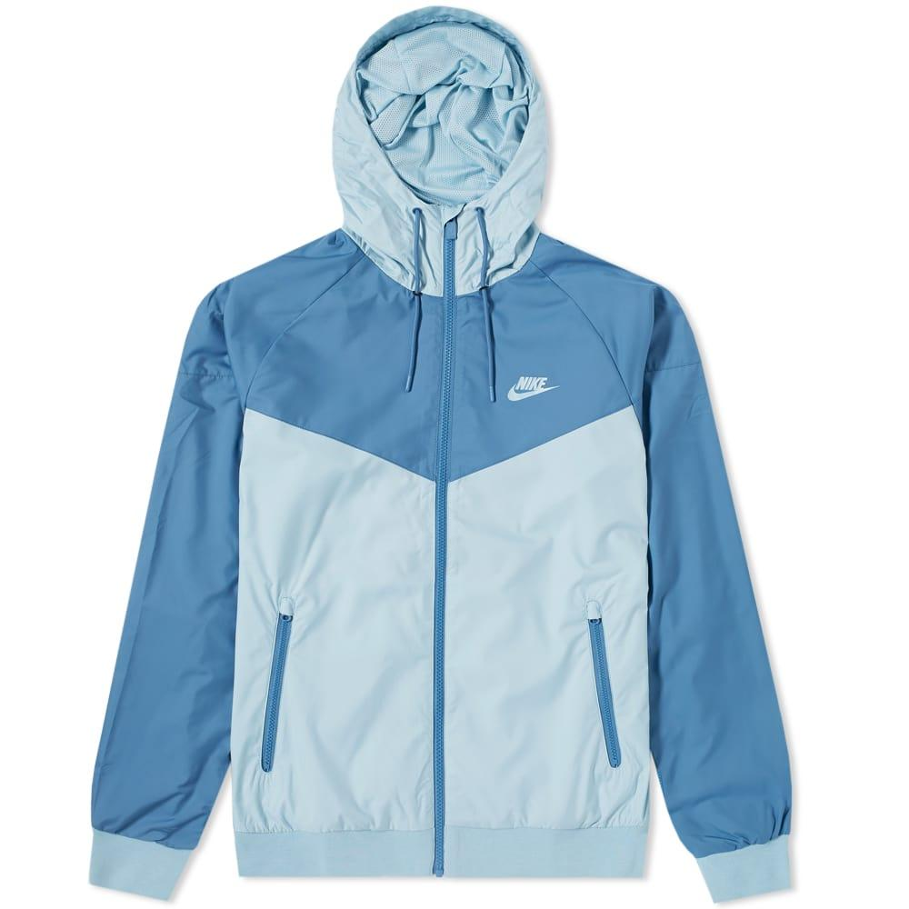 8d2a0d66ad Nike Windrunner Jacket In Blue