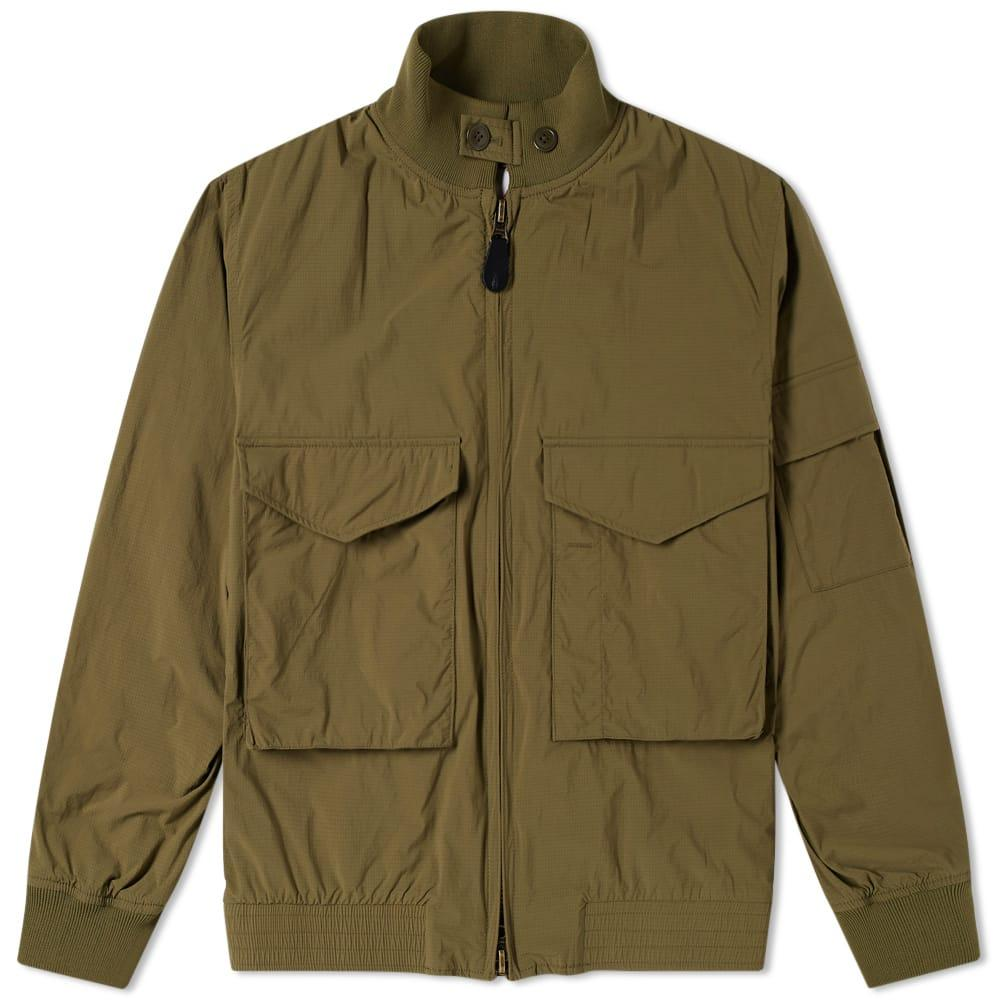 74c604f7e226 BEAMS. Beams Plus Military Ripstop Jacket ...