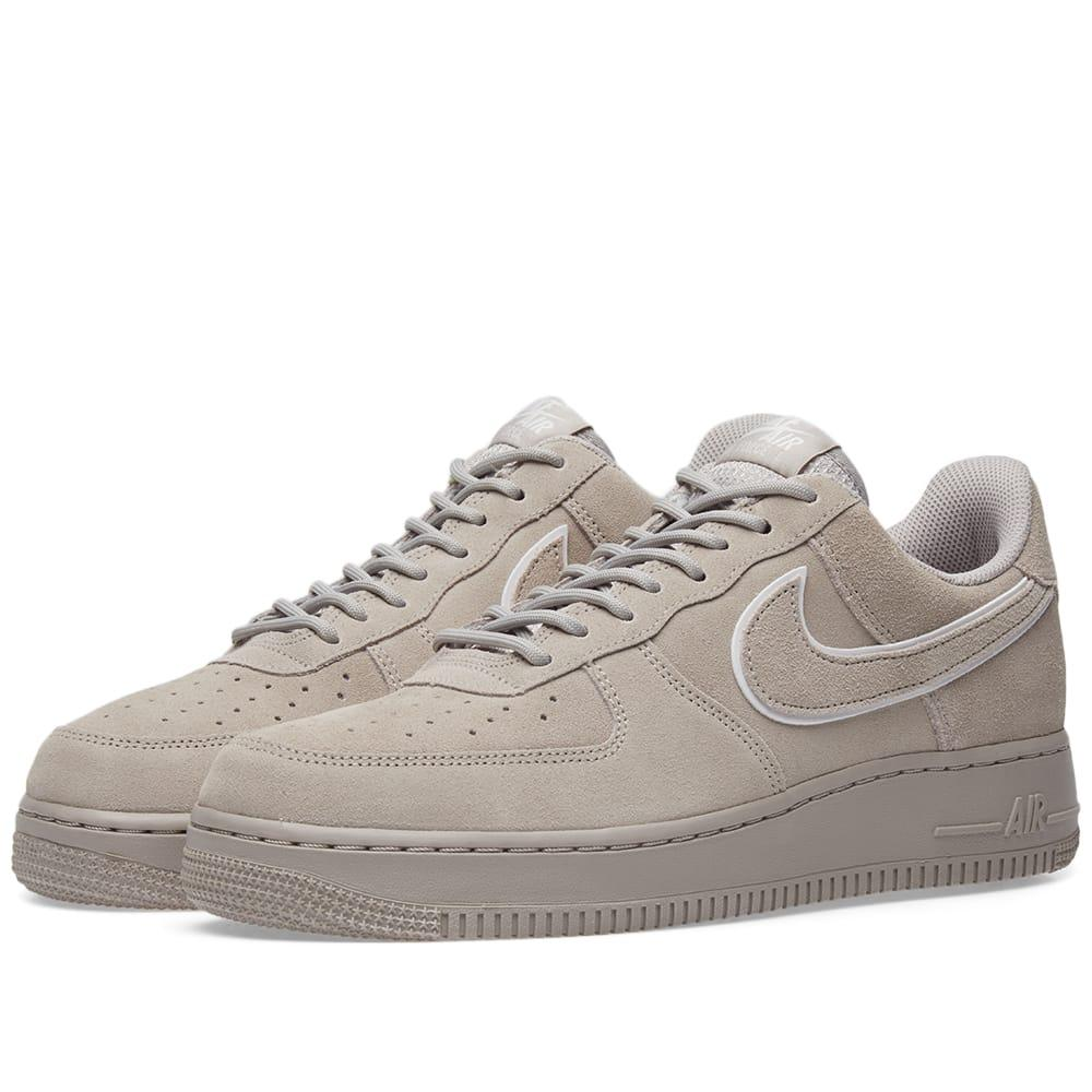 factory price 16785 c2966 Nike Air Force 1  07 Lv8 Suede In Grey
