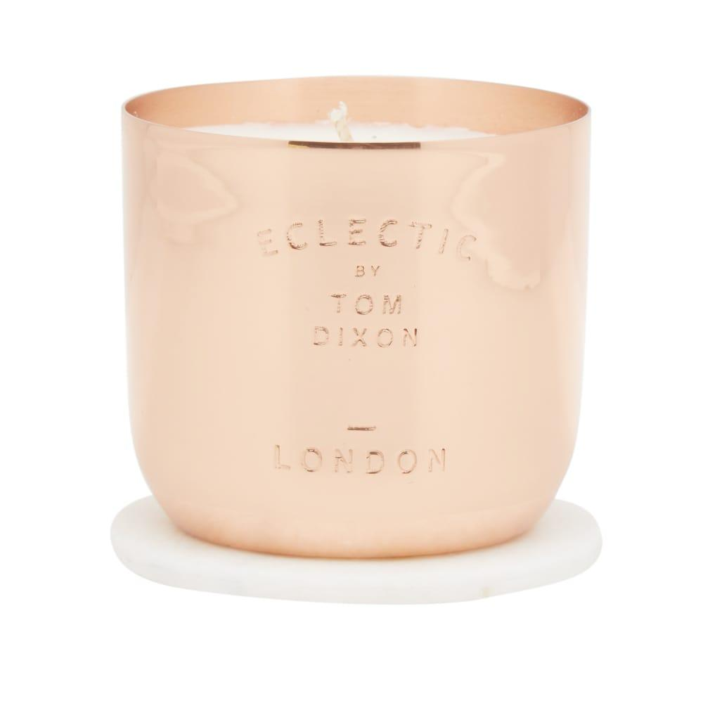 Tom Dixon Eclectic London Candle In Gold