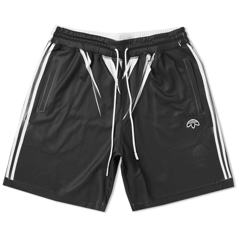 Adidas Originals By Alexander Wang Short In Black