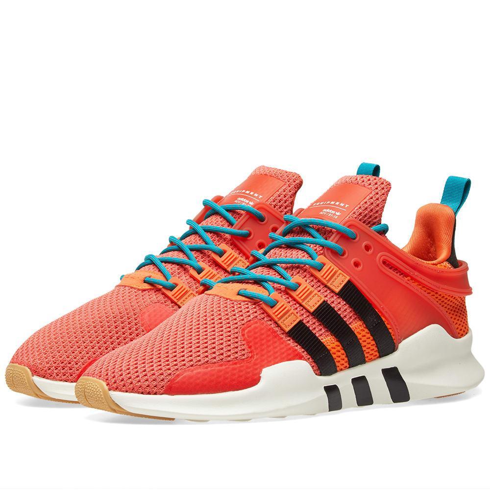 e0bceff7ac7a5 Adidas Originals Adidas Eqt Support Adv Summer In Orange   ModeSens