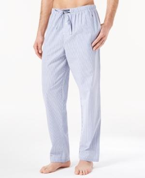 7f287a9ba Polo Ralph Lauren Men s Cotton Pajama Pants In Seersucker Blue. SIZE   FIT  INFORMATION