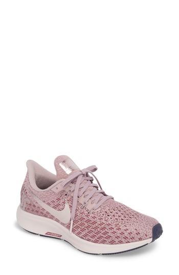 Women's Air Zoom Pegasus 35 Running Shoes, Pink