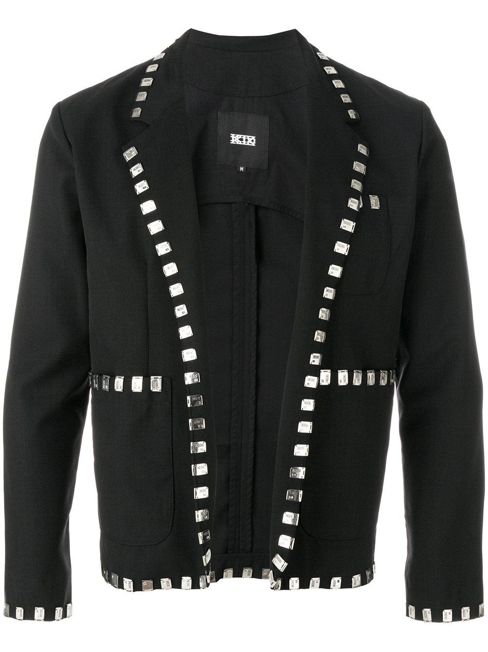Ktz Lighter Clip Jacket - Black