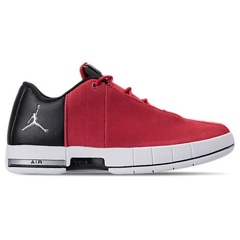 big sale 80a70 38474 Nike Men s Air Jordan Team Elite 2 Low Basketball Shoes, Red