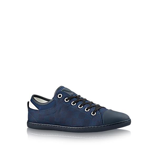 569ba77f275 Baseball Sneaker in Bleu Roi