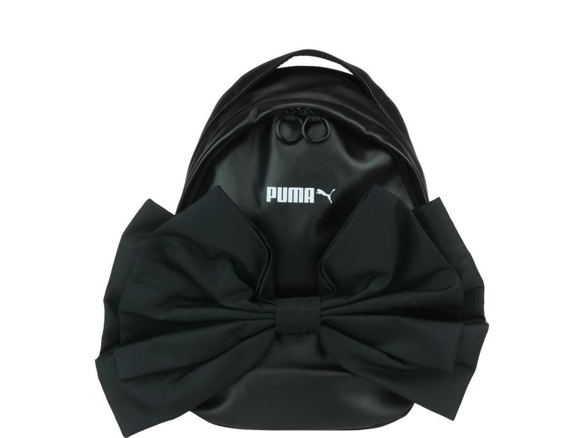 61320abe22 Puma Prime Archive Bow Backpack In Black