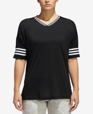 Adidas Originals Adidas Sport Id Relaxed T-Shirt In Black