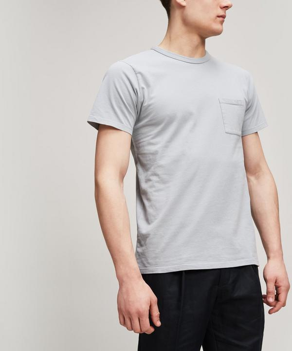 Saturdays Surf Nyc Randal T-Shirt In Blue