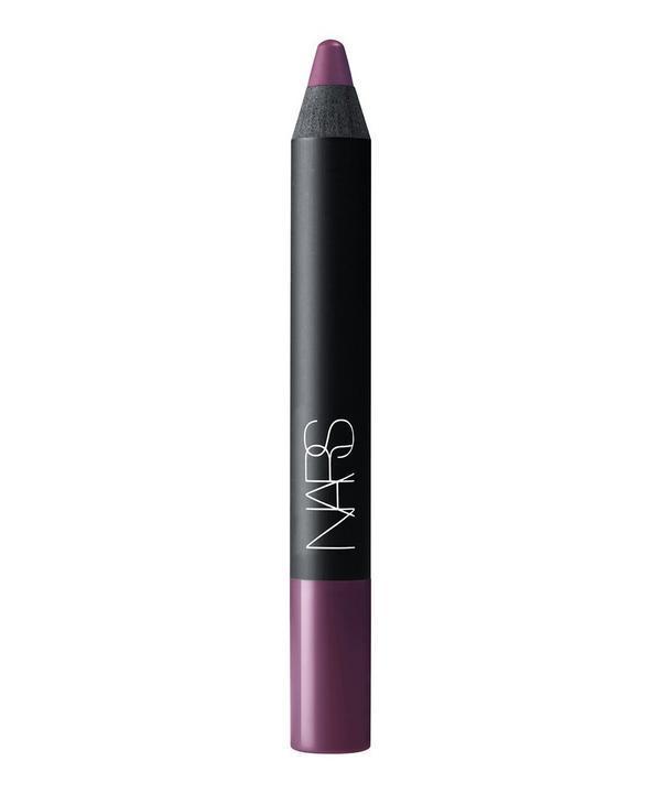 Nars Velvet Matte Lip Pencil In Dirty Mind In Purple