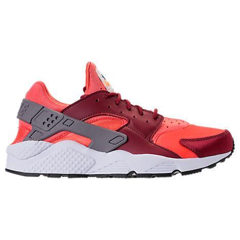 123e18a89221 Nike Men s Air Huarache Run Running Sneakers From Finish Line In ...