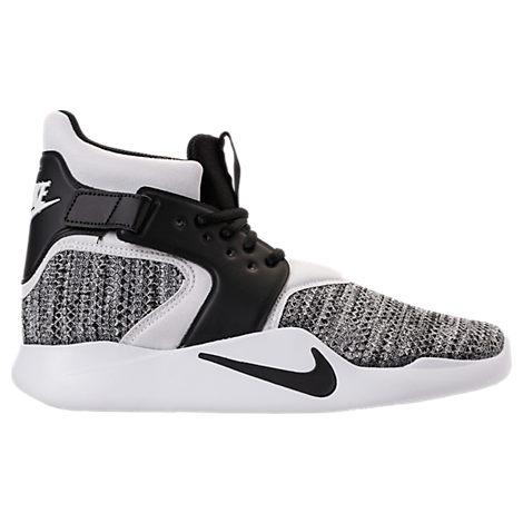 ef8e3cef930a Nike Men s Incursion Mid Se Basketball Sneakers From Finish Line In Black