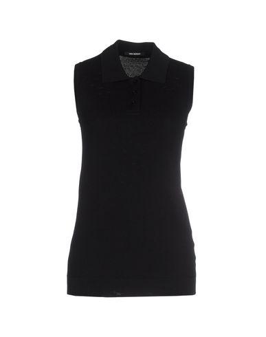 Neil Barrett Polo Shirt In Black