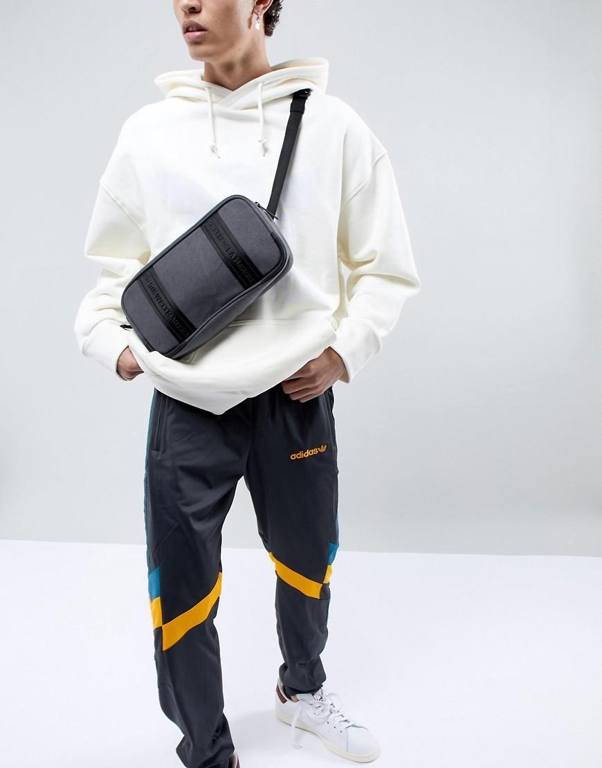 15988dfe0 Adidas Originals Nmd Cross Body Bag In Gray Ce2380 - Gray
