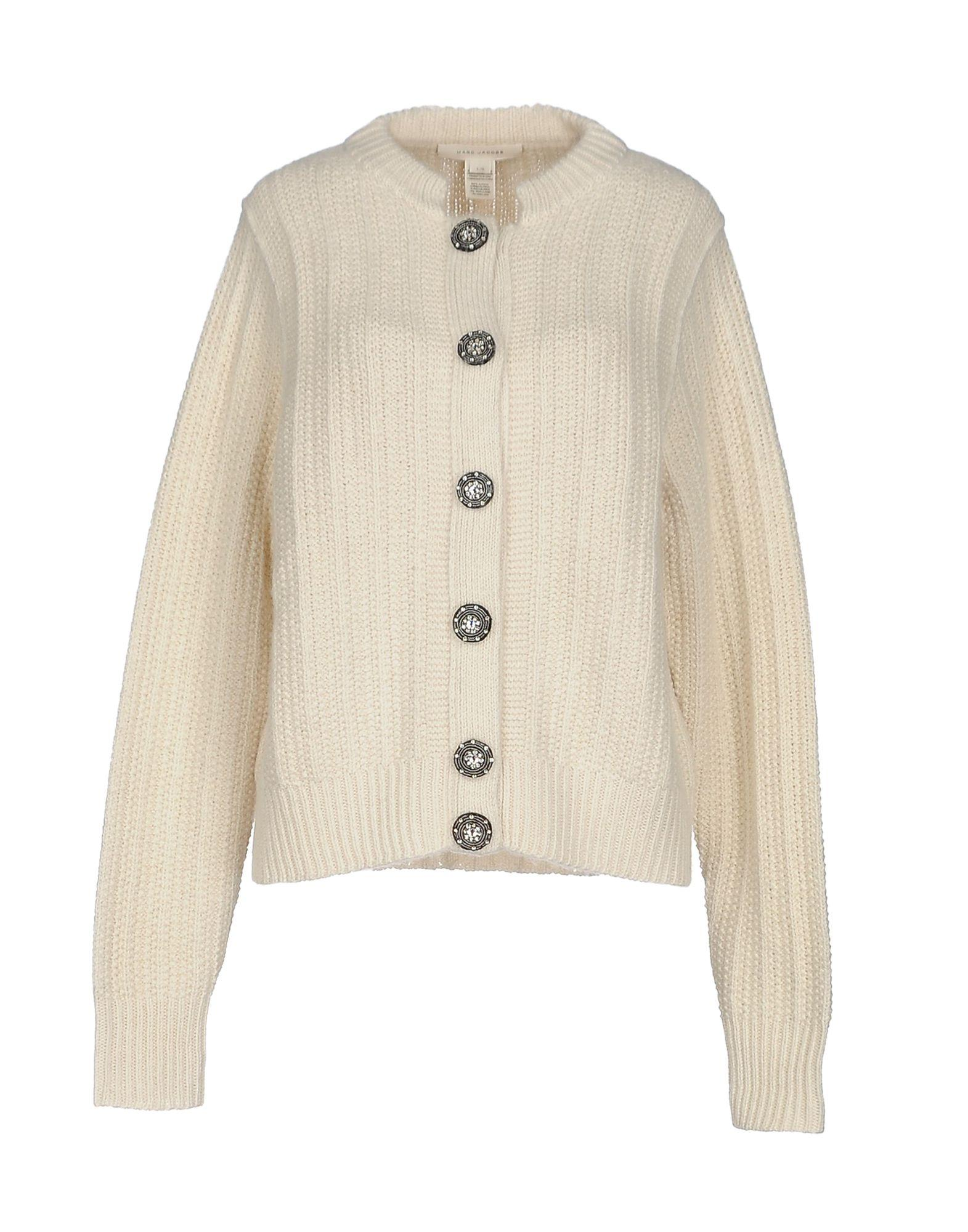 Marc Jacobs Cardigans In Ivory
