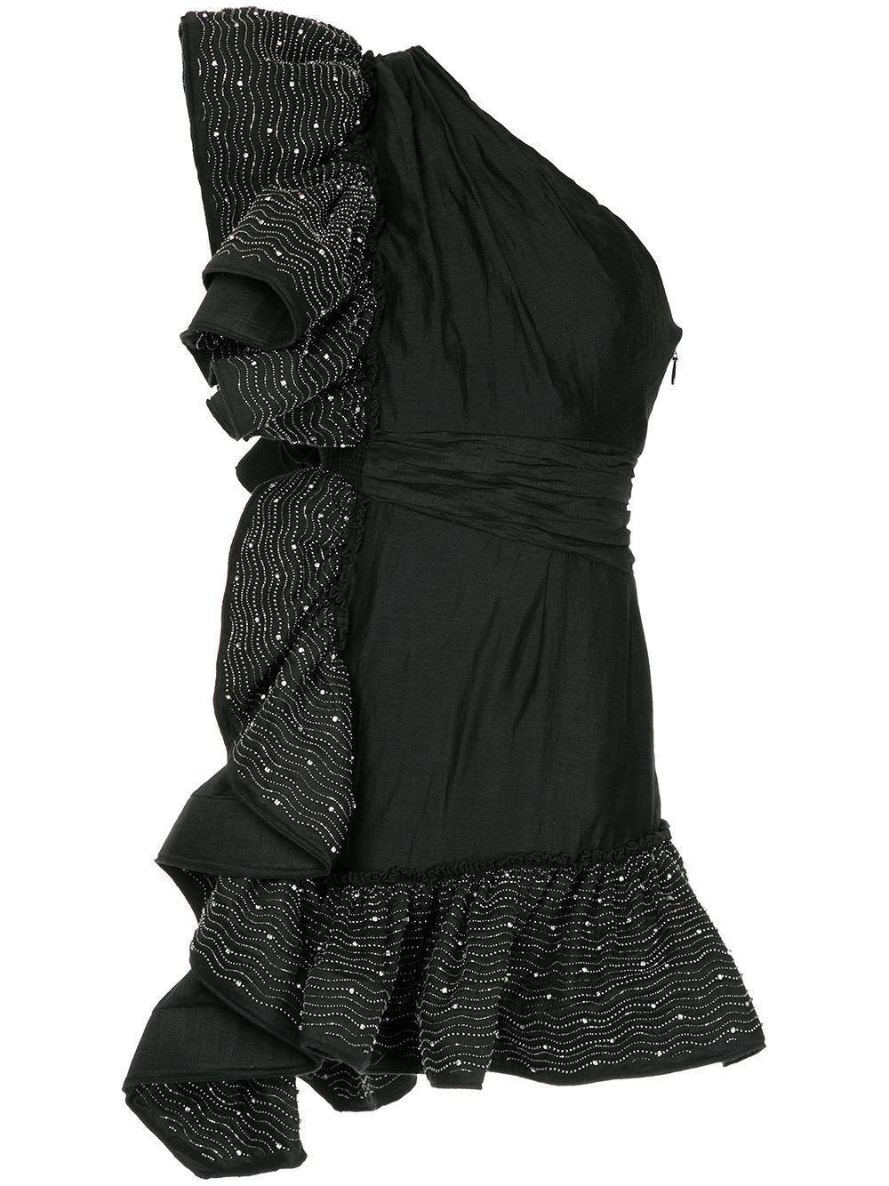 Aje Beronia Dress - Black