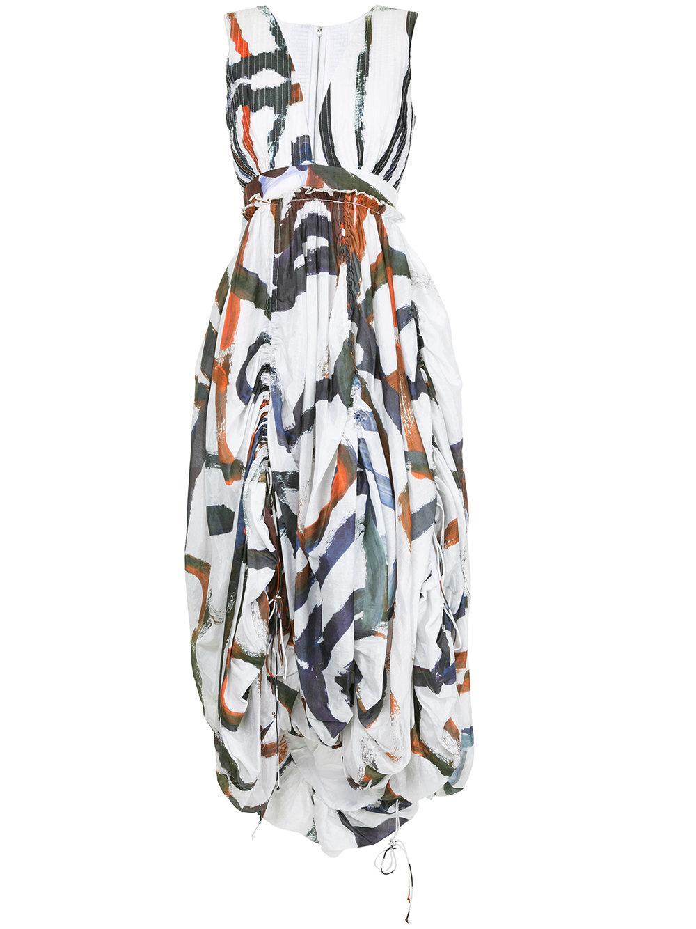 Aje Belize Maxi Dress