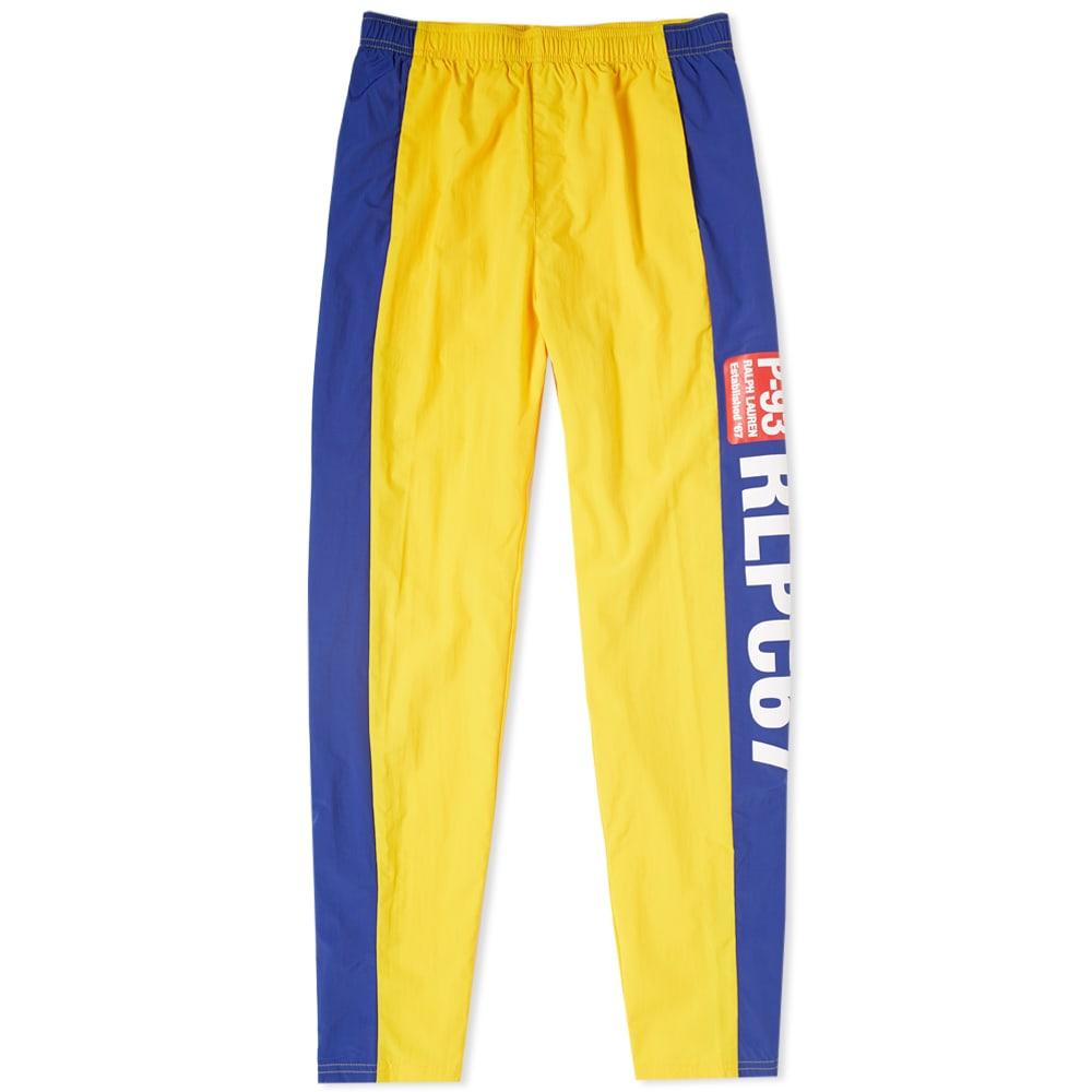 82121ae246d Polo Ralph Lauren Cp93 Track Pant In Yellow