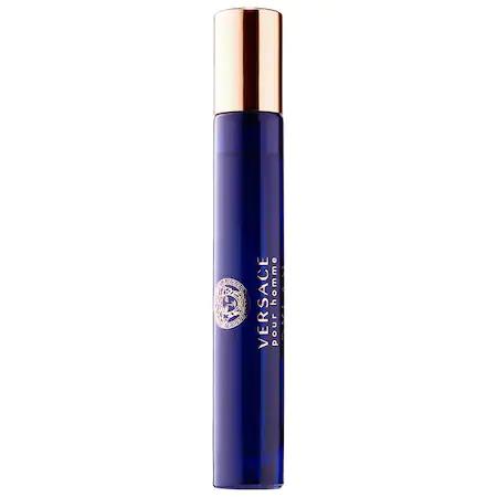 Versace Dylan Blue Pour Homme Travel Spray 0.33 oz/ 10 ml Eau De Toilette Travel Spray