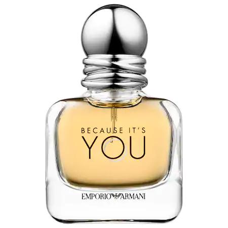 d674086d31 Giorgio Armani Beauty Emporio Armani Because It's You 1.0 Oz/ 30 Ml Eau De  Parfum