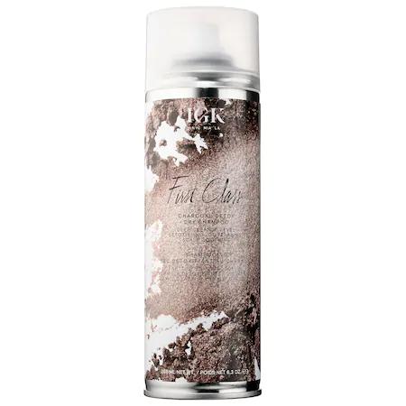 Igk First Class Charcoal Detox Dry Shampoo 6.3 oz/ 288 ml