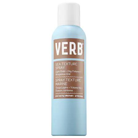Verb Sea Texture Spray 5 oz/ 182 ml In Blue