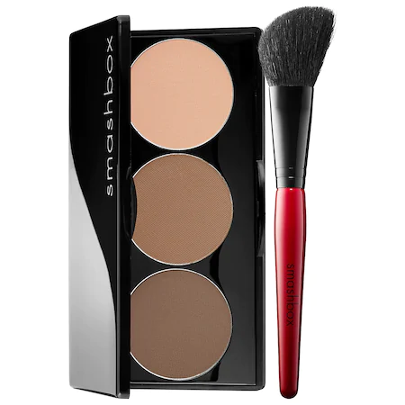 Smashbox Step-by-step Contour Kit Light/medium 0.40 oz/ 11 G