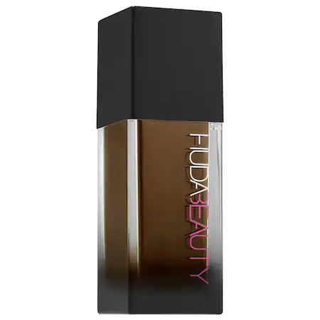Huda Beauty #fauxfilter Full Coverage Matte Foundation Hot Fudge 550r 1.18 oz/ 35 ml