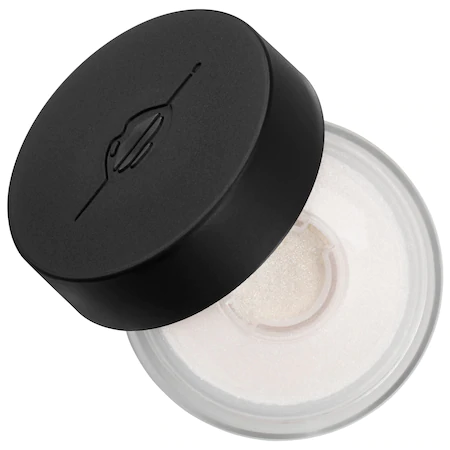Make Up For Ever Star Lit Powder 1 Frozen Silver 00.6 oz/ 1.9 G