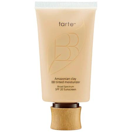Tarte Amazonian Clay Bb Tinted Moisturizer Broad Spectrum Spf 20 Sunscreen Ivory 1.7 oz