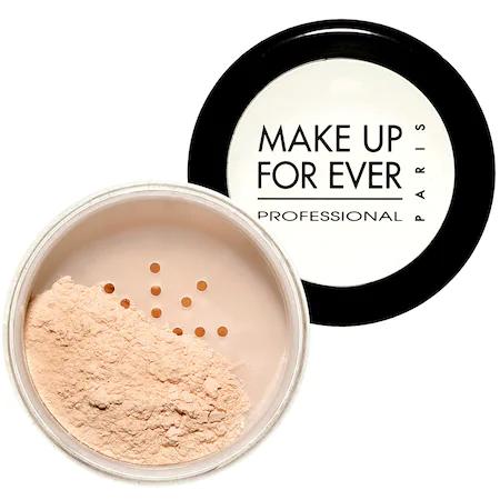 Make Up For Ever Super Matte Loose Powder Translucent Natural 12 0.35 oz/ 10.5 G
