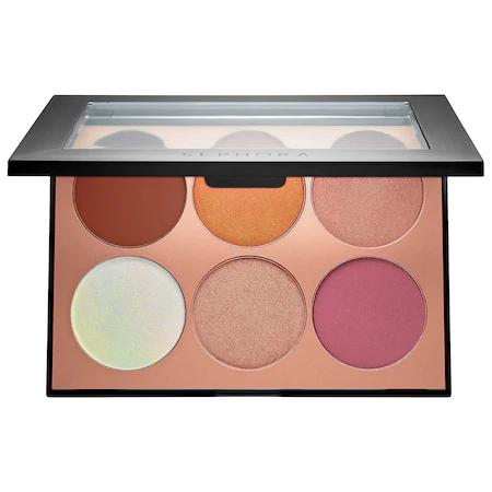 Sephora Collection Contour Blush Spice Market Blush Palette 5 X 0.123 oz/ 3.48 G