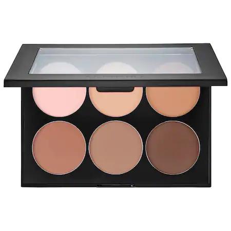 Sephora Collection Contour Face Palette 6 X 0.12 oz/ 3.48 G