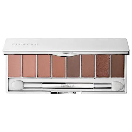 Clinique All About Shadow 8-pan Palette A Pink Honey Affair 0.41 oz / 12 G