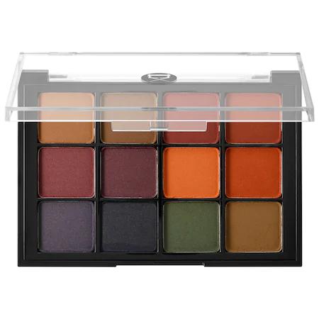 Viseart Eyeshadow Palette 04 Dark Mattes 0.84 oz