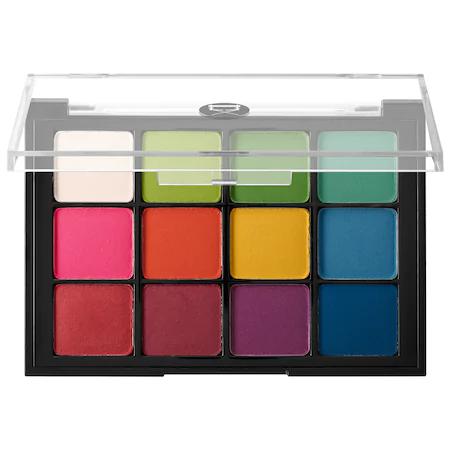 Viseart Eyeshadow Palette 08 Editorial Brights 0.84 oz