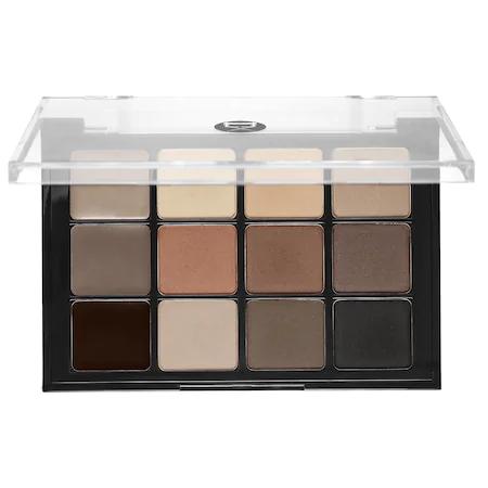 Viseart Eyeshadow & Eyebrow Palette